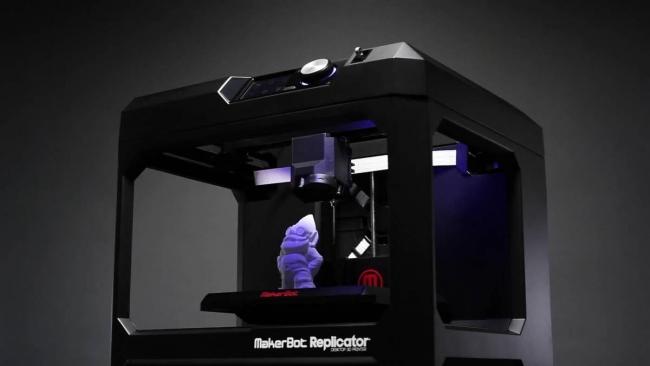 Makerbot Replicator 5th Generation in Zeeland