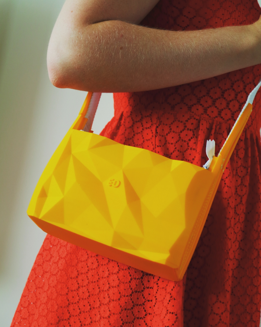 Emergo Designs 3D print hand bag